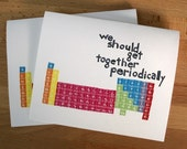 We Should Get Together Periodically
