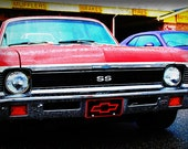1970 Chevrolet Nova - Classic Car - Garage Art - Pop Art - Fine Art Photograph - kellywarrenphotoart