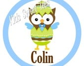 Boys Easter Owl