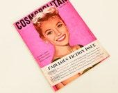 1957 Cosmopolitan Magazine  FREE SHIPPING