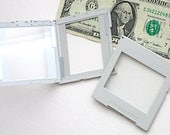 Glass Frames Slide Mounts 20 Double 55mm X 42mm or 6x4.5 Medium Format - RebornToAdorn