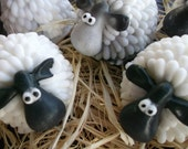 Irish sheep soap