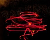 Light Painting 4 - 7x5 Print