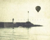 Day 64 - Swiss - Meditation - photography hot air balloon - Original Signed Numbered 6x6 (15x15cm) - PhotographyDream