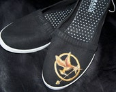 Custom Hunger Games Shoes