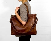 Archive Bag in Chestnut Brown - Ready to Ship
