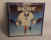 SPRING SALE They Call It An Accident - Original Soundtrack LP Vinyl Album Record 1982 Electronic Rock Stage and Screen