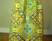 Funky Retro Hippie Skirt