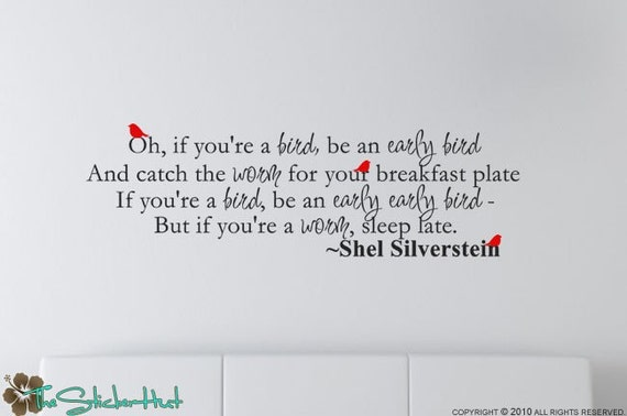 Shel Silverstein Quotes About Love