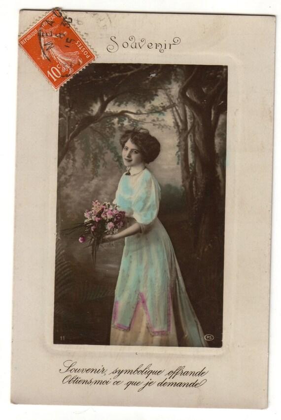Камилла (старинные открытки)