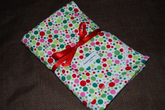Christmas Swaddling Blankets, Choose Your Own Fabric Christmas Collection