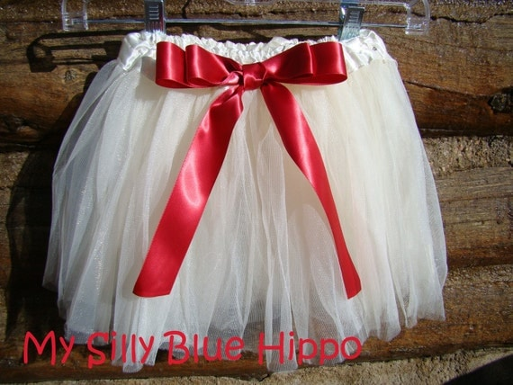 Tutu Candy Cane Sweetheart
