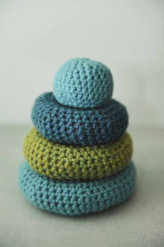 Baby Rings Pattern (crochet)