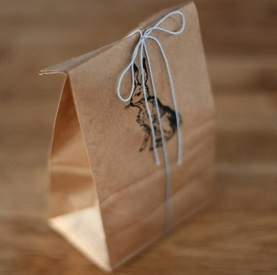 Small Kraft Gift Bags