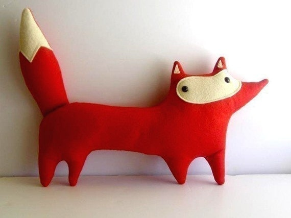 Liam - The Woodland Fox - Full Size - Made to Order