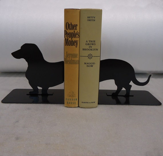Wienerdog Bookends - FREE USA Shipping