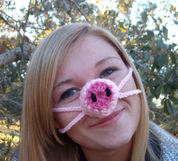 Knitted Nose Warmer Pattern : NOSE WARMER CROCHET How To Crochet