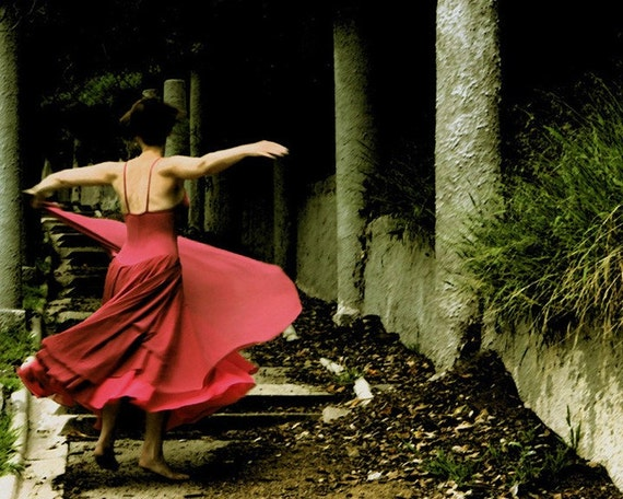 The Dancer 8x10 Fine Art Photograph