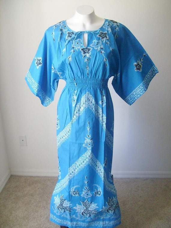 One Shoulder Kimono Sleeve Dress at ShopStyle