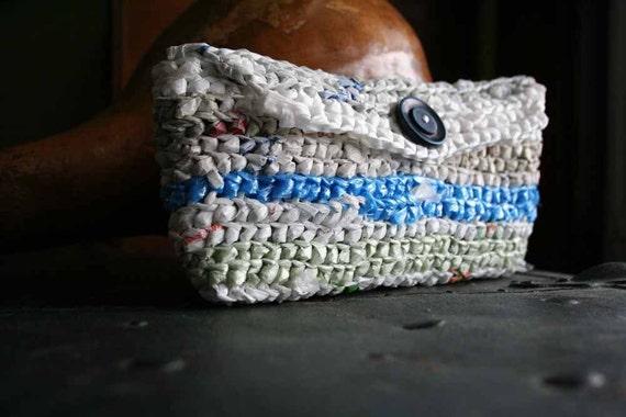 Пластиковые сцепления сумка