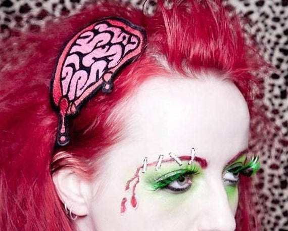 brains hairband