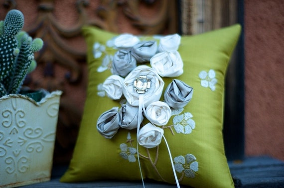 Весна Форт кольцо предъявителя подушку