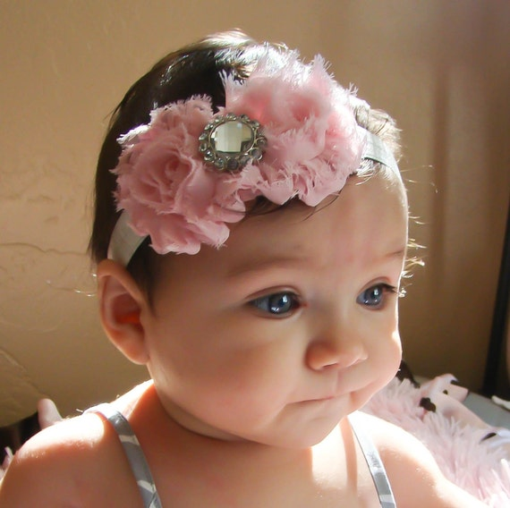 cute head bands for baby girl  pics