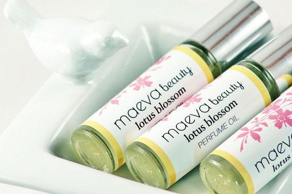 Lotus Blossom Perfume Oil - 9 ml