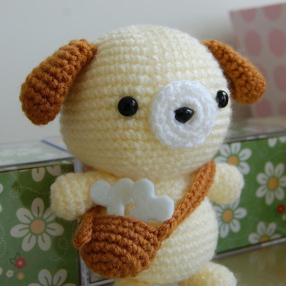 Doggy Gurumi Crochet Pattern