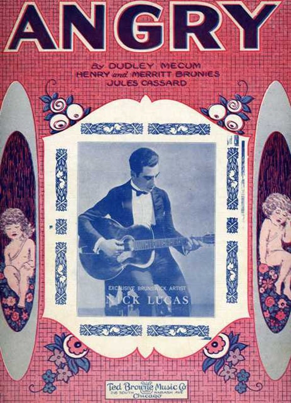 1920s art deco print vintage