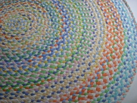 Депозиты для Пастель Коврик Сад Цветочный Сделано на заказ, созданные из переработанных Футболки