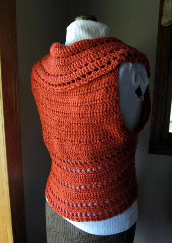 Crochet Vest Patterns For Beginners : PATTERN FOR CROCHET VEST ? Crochet For Beginners
