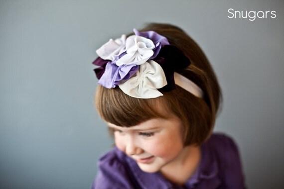 Драже принцесса цветов Snugars Детские оголовье шляпа - Зима 2011