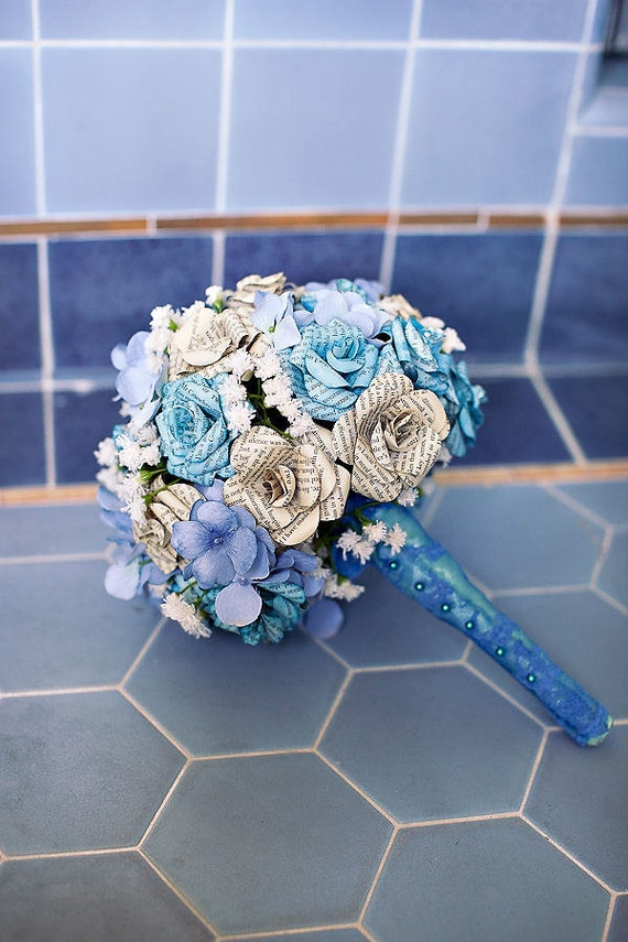 Custom Paper Flower Bouquet nupcial