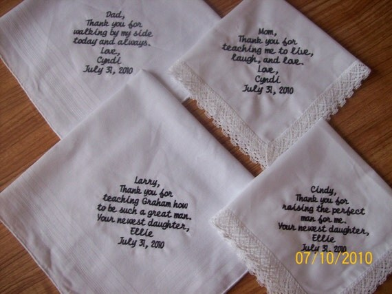 Parent Gift Ideas For Wedding: Gift Ideas For Wedding Party, Parents, And Fiance
