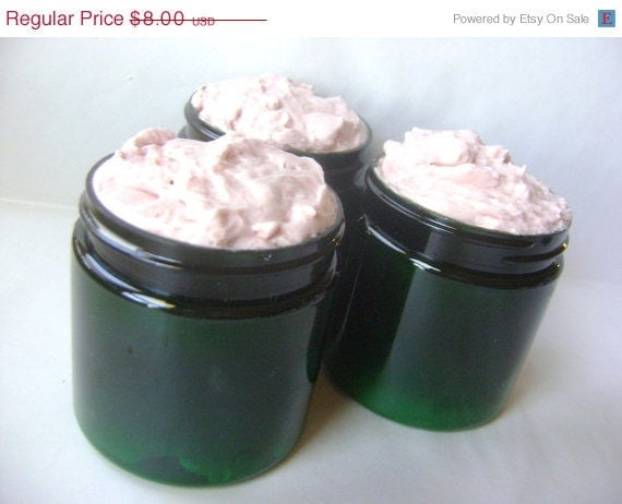 ON SALE Blackberry Amber Whipped Soap