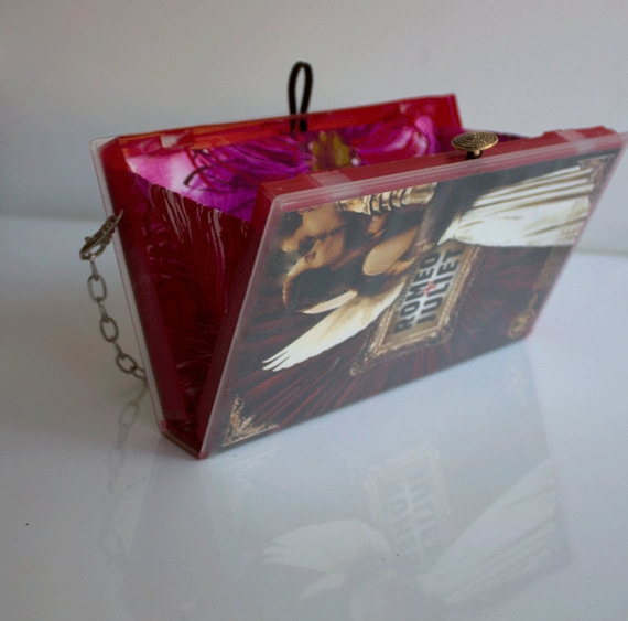 VHS Case Handbag - Retro, upcycled.  Many titles.