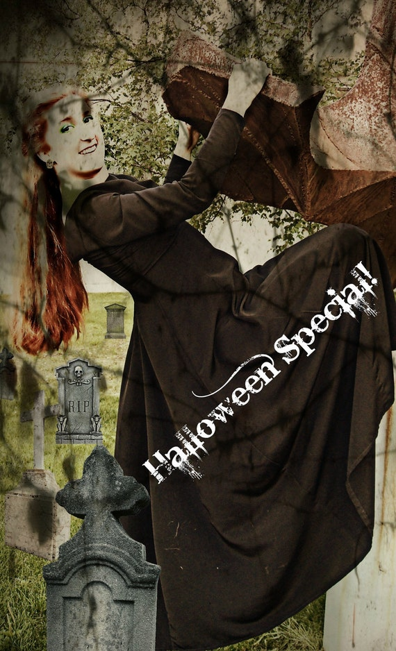Hallowe'en Bath Salts -- scents of pumpkin pie, spiced cider, caramel apples, and willow broom sticks