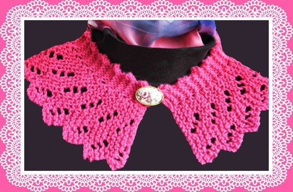 Simple Lace Scarf Pattern - Learn How to Knit with Knitting Naturally