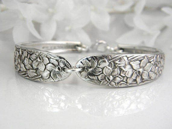 أساور من الفضة وساعات من الفضة il_570xN.277667827.j
