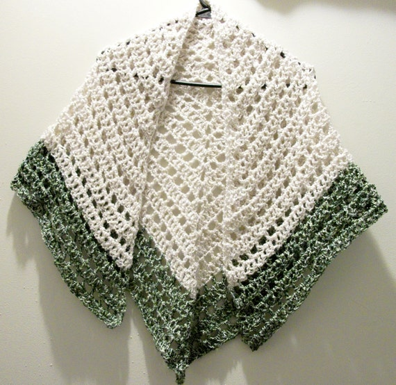 Irish Cream Shawl