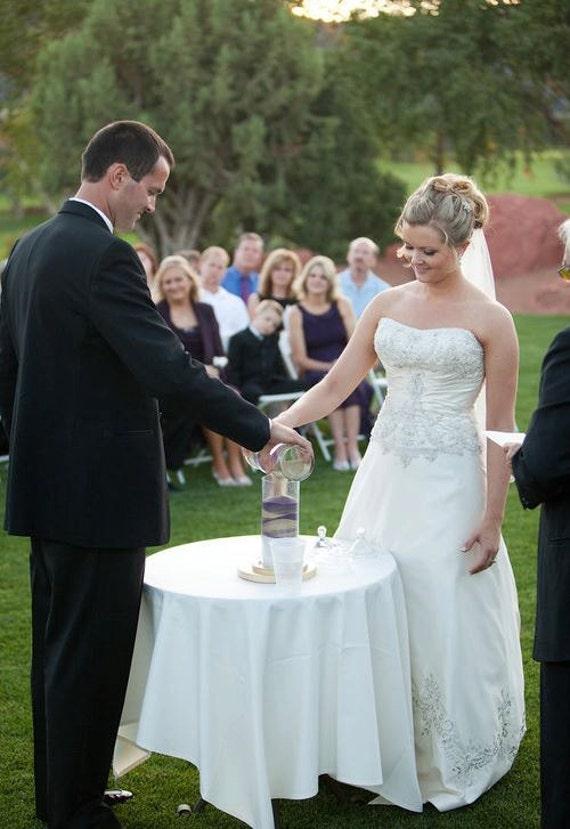 Rustic Wedding Unity Sand