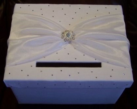 Wedding Card Box Custom and Unique