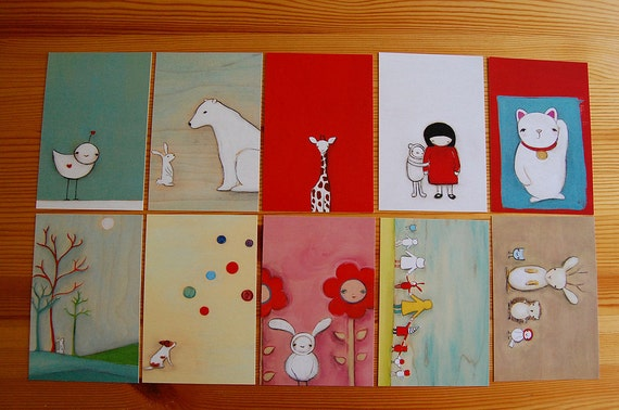 классные открытки:
