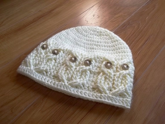 It's a Hoot -Owl CROCHET PATTERN.  Adult and toddler/child sizes.  Cute, fun and stylish, make one today.