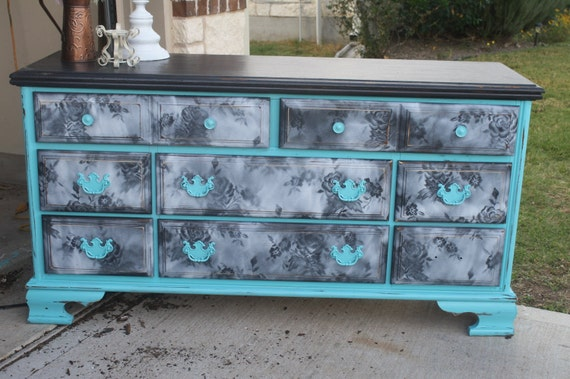 cool dresser painting ideas