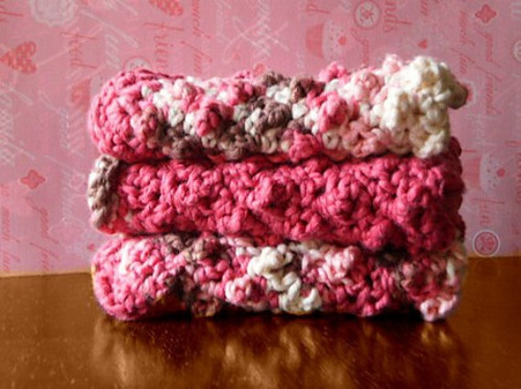 Hexagon-Washcloth-Free-Crochet-Pattern | AllFreeCrochet.com