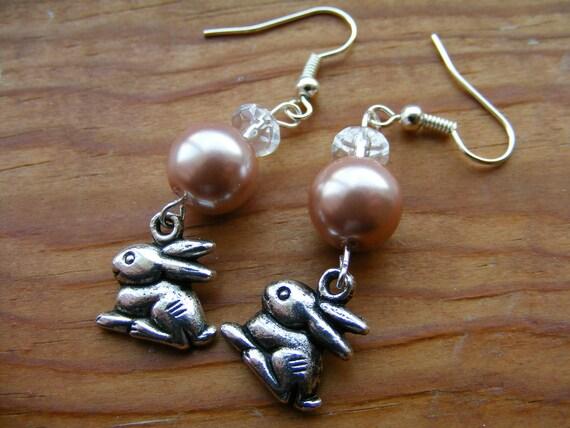 Earrings Bunny Hop