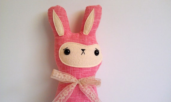 Clover - Woodland Spring Bunny - Made to order