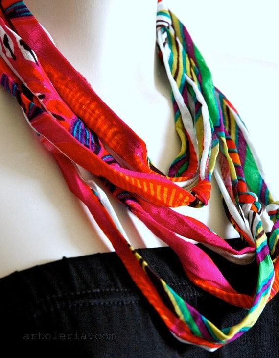 multicolor collana Artoleria